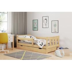 MARINELLA biały łóżko