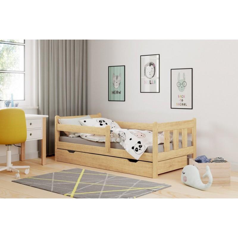 MARINELLA sosna łóżko