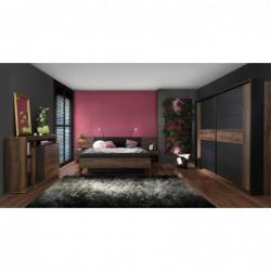 Łóżko 160x200 + szafki nocne Bellevue Forte