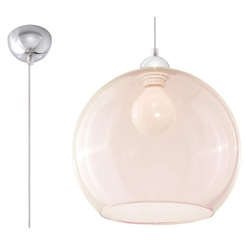 Lampa Wisząca BALL Szampański