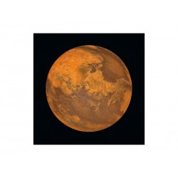 OBRAZ MARS 80X80