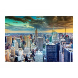 OBRAZ NEW YORK 120X80