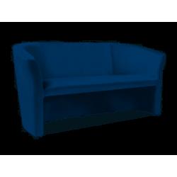 Sofa Tm-3 Velvet Granatowy...