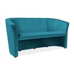 Sofa Tm-3 Velvet Turkus...