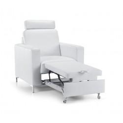 Fotel Basic z funkcją podnóżka Etap Sofa