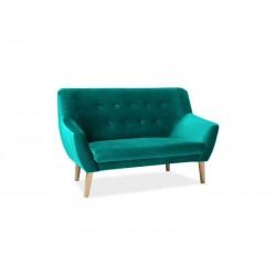 Sofa Nordic 2 Velvet Kolor...