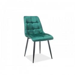 Krzesło Chic Velvet Czarny...