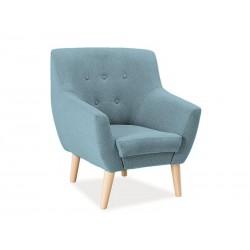 Fotel Nordic 1 Tapicerka...
