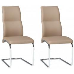 Krzesła JUMP komplet 2 szt. Forte