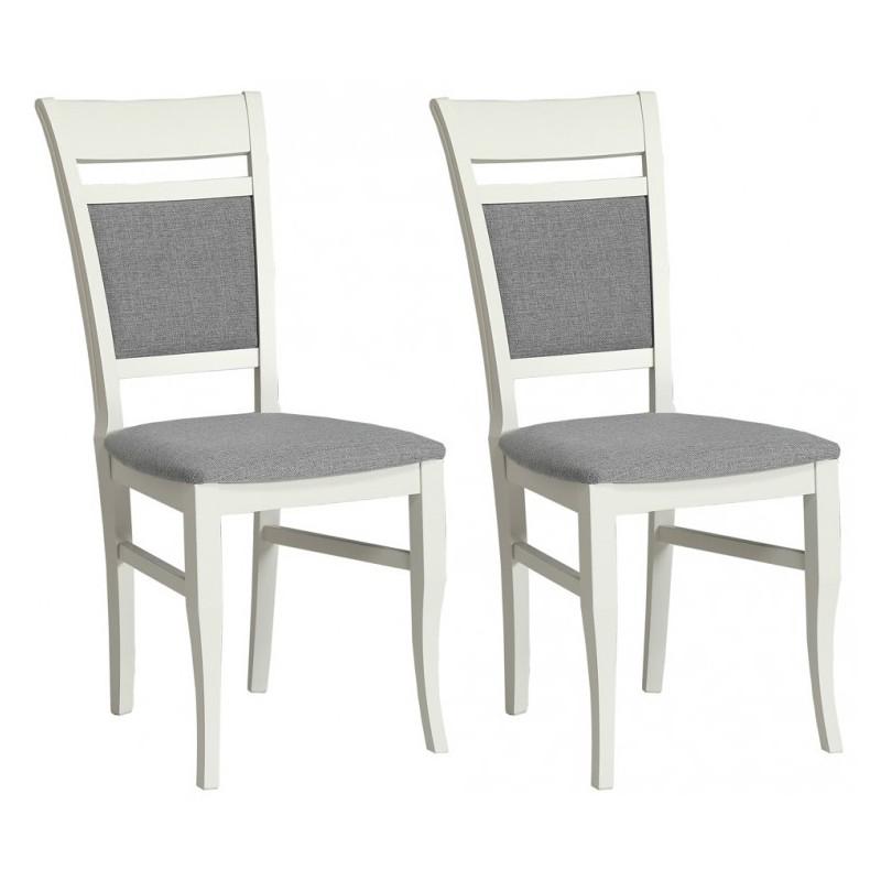 Krzesła KASHMIR komplet 2 szt. Forte