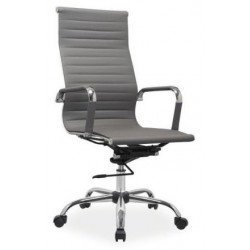 Fotel Obrotowy Q-040 Szary...