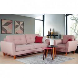 Sofa i fotel Oland SOF.3R +...