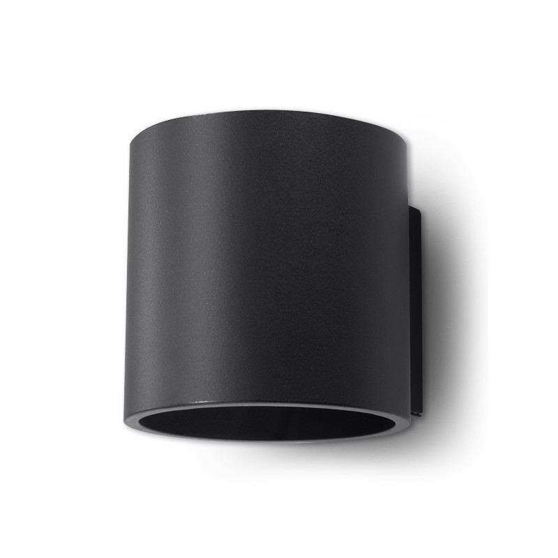 Kinkiet ORBIS 1 Czarny