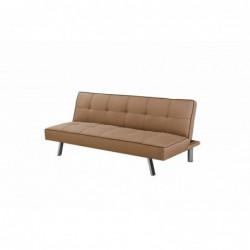 CARLO sofa rozkładana beżowy