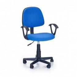 DARIAN BIS fotel młodzieżowy niebieski