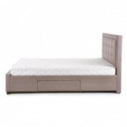 EVORA łóżko beżowy