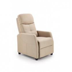 FELIPE fotel wypoczynkowy beżowy