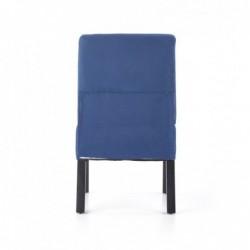 FIDO fotel wypoczynkowy granatowy