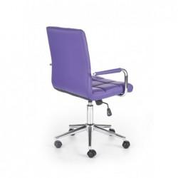 GONZO 2 fotel młodzieżowy fioletowy