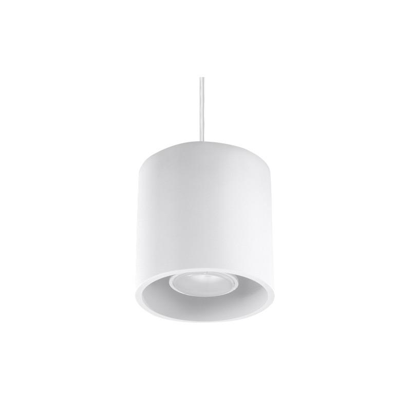 Lampa Wisząca ORBIS 1 Biały