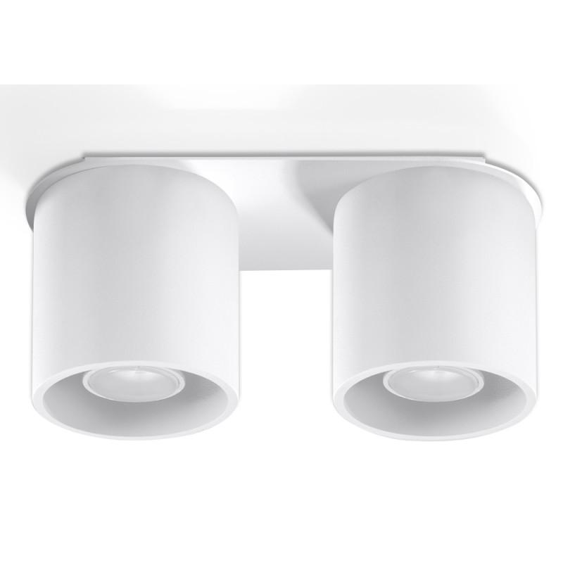Plafon ORBIS 2 Biały