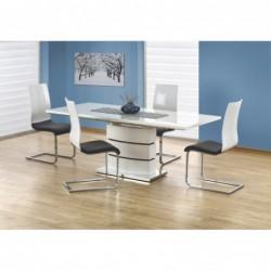 NOBEL stół rozkładany biały