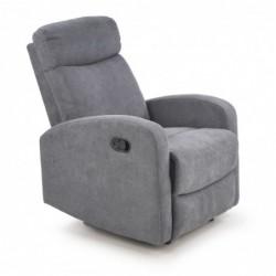 OSLO 1S zestaw wypoczynkowy, fotel 1S popiel