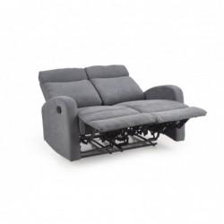 OSLO 2S zestaw wypoczynkowy, sofa 2S popiel