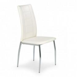 K134 krzesło biały