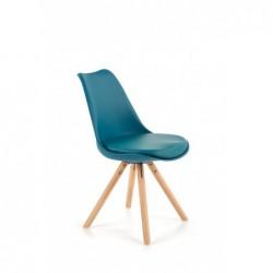 K201 krzesło turkusowy
