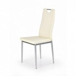 K202 krzesło kremowy