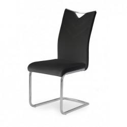 K224 krzesło czarny
