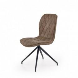K237 krzesło beżowy