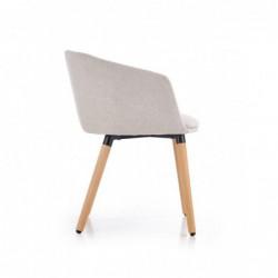 K266 krzesło beżowy