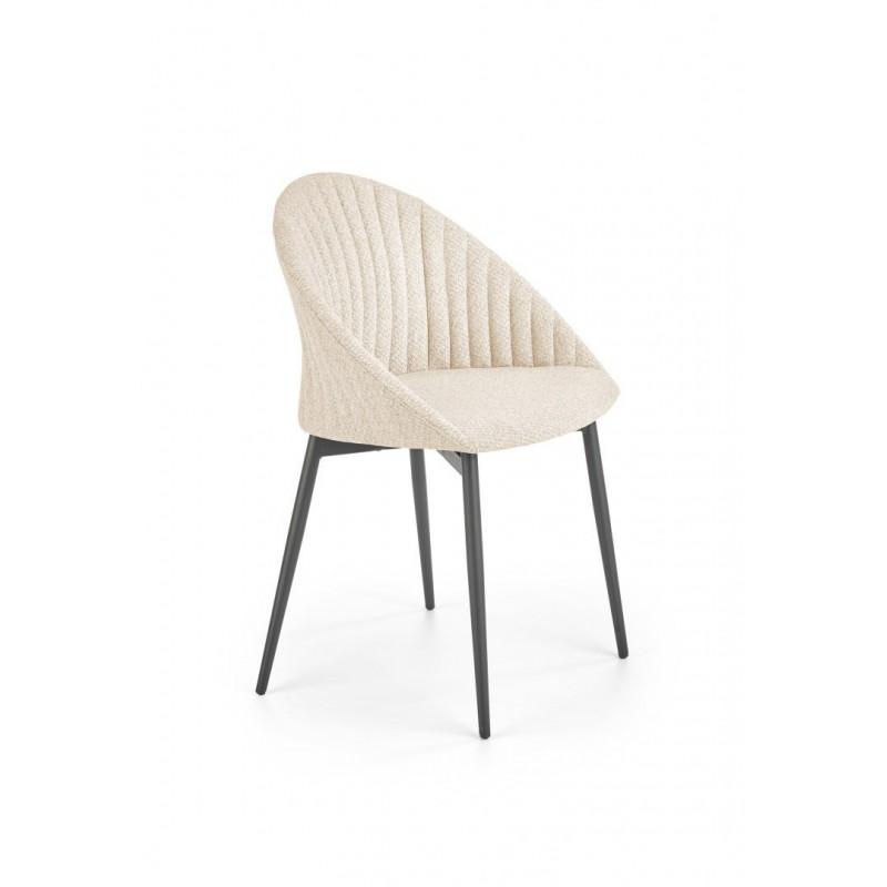 K357 krzesło beżowy