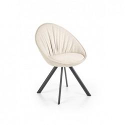K358 krzesło beżowy