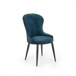 K366 krzesło ciemny zielony