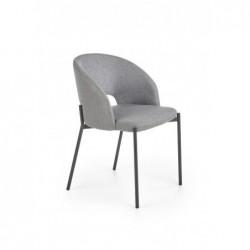 K373 krzesło popielaty