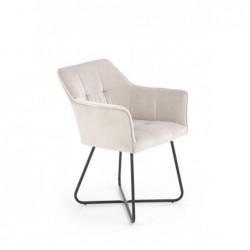 K377 krzesło beżowy