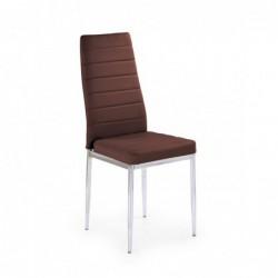 K70C new krzesło brązowy