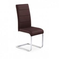 K85 krzesło brązowy