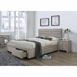 KAYLEON łóżko z szufladami...