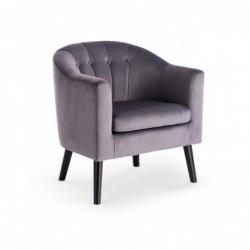 MARSHAL fotel wypoczynkowy popiel