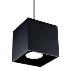 Lampa Wisząca QUAD 1 Czarny