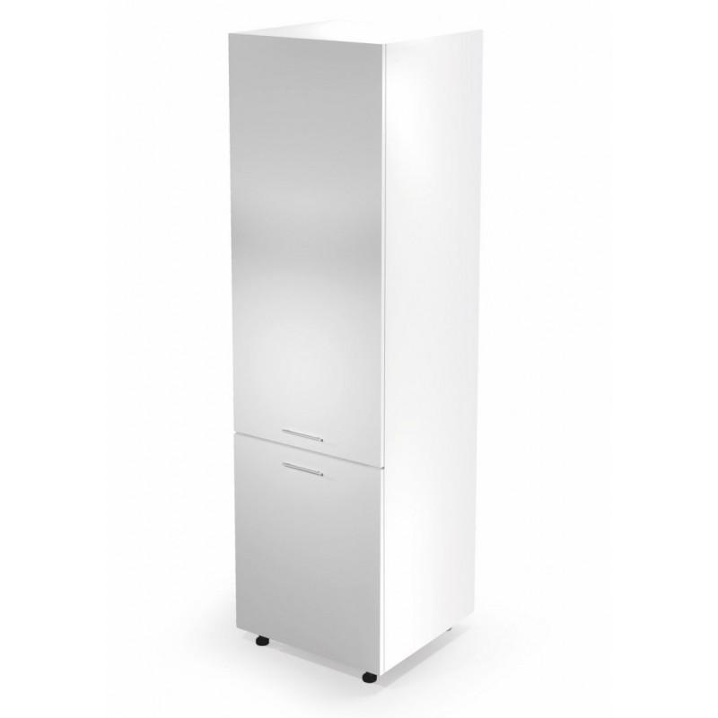 VENTO DL-60/214 szafka dolna wysoka front: biały
