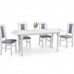 ARNOLD stół kolor biały...