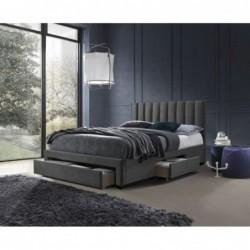 GRACE łóżko z szufladami...