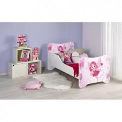 Łóżko z materacem HAPPY FAIRY