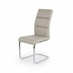 K230 krzesło jasny popiel