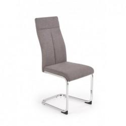 K370 krzesło ciemny popiel
